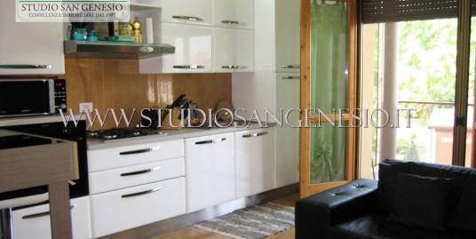 Appartamento bilocale con terrazzo