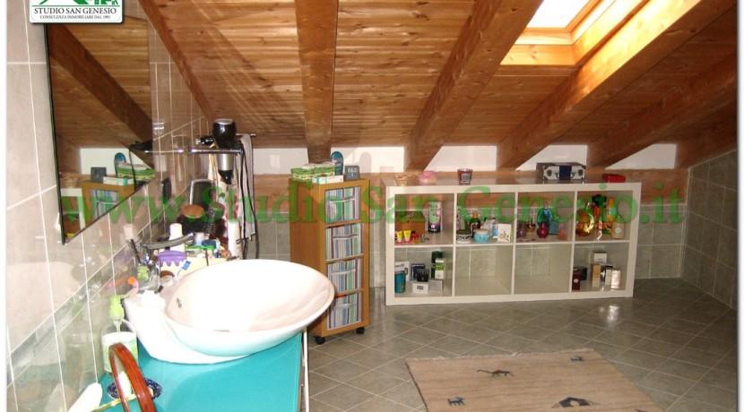 bagno mansarda