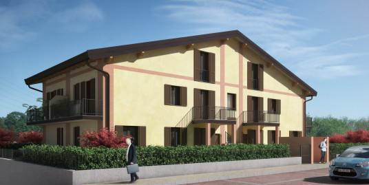 Appartamenti di nuova realizzazione